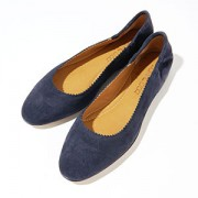 ≪POMME D'OR≫パンプス(1251/BLUE)