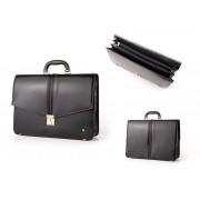 Leather Briefcase B-271DW