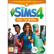 The Sims 4: Get To Work PC