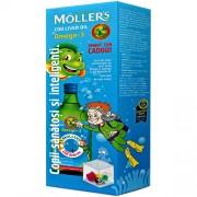 Mollers Cod Liver Oil Omega-3 + Smart Cub cadou