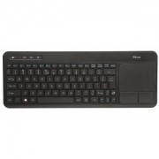 Клавиатура TRUST Veza Wireless Touchpad Keyboard - 20960
