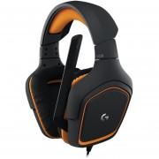 Diadema Logitech G231 Prodigy USB Gaming (981-000626)-Negro