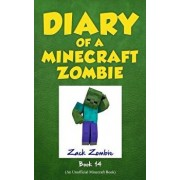 Diary of a Minecraft Zombie Book 14: Cloudy with a Chance of Apocalypse, Paperback/Zack Zombie