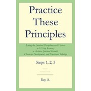 Practice These Principles: Living the Spiritual Disciplines and Virtues in 12-Step Recovery to Achieve Spiritual Growth, Character Development, a, Paperback/Ray A