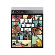 PS3 Juego Grand Theft Auto San Andreas Para PlayStation 3