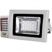Vanjski LED reflektor 10 W RGBAW V-TAC VT-4711RF Siva