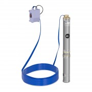 Well Pump - 6.000 L/h - 750 W - Stainless Steel