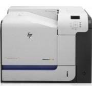 Imprimanta Laser Color HP 500 M551N USB Retea 33 ppm 1200 x 1200 dpi cablu alimentare USB Refurbished