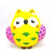 Casey Squishy Scented Baby Owl Design-Made from