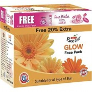 Bee One Glow Face Face Pack Cream 120 gm