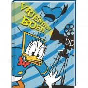 Vriendenboek blauw Disney Donald Duck