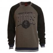 AFL Mens Vintage Crew Carlton Blues [Size:S]
