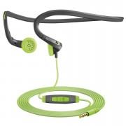 Sennheiser PMX 684i Sports Neckband Earphones Inc In-Line Remote and Mic (Apple) - Green