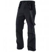 NORTHFINDER URBAN Pánské lyžařské kalhoty NO-3395SNW269 černá XL