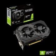Placa video Asus nVidia TUF Gaming GeForce GTX 1650 OC 4G