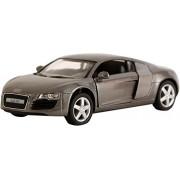 Kinsmart Die Cast 1:36 Audi R8, Gray