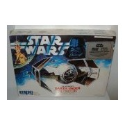 Star Wars DARTH VADER'S TIE-FIGHTER MODEL KIT VINTAGE COMMEMORATIVE EDITION