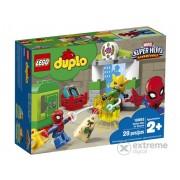 LEGO Duplo - Omul Păianjen contra Electro (10893) LEGO