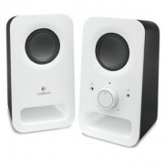 Тонколони Logitech Z150 Multimedia Speakers - Snow white - 980-000815