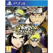 Naruto Shippuden: Ultimate Ninja STORM Trilogy, за PS4