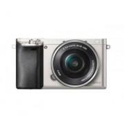 Sony Alpha a6000 (ILCE-6000LS) + 16-50 mm (srebrny) - 117,45 zł miesięcznie - odbierz w sklepie!