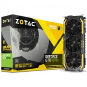 Placa video Zotac GeForce GTX 1070 Ti AMP Extreme 8GB GDDR5 256-bit, ZT-P10710B-10P