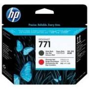 HP 771 Cartouche Noir et couleurs CE017A