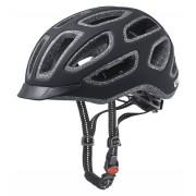 Uvex City E - casco bici - Black