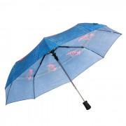 Umbrela de ploaie - albastru