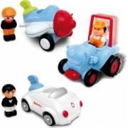 Vehicule cu sofer Piccino Piccio