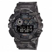 Reloj deportivo Casio G-Shock GD-120CM-8DR para adultos - Gris