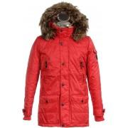 Biston-Splendid Geacă pentru bărbați roșie 36201036.030 L