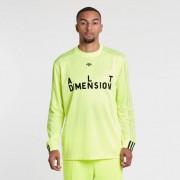 Adidas soccer long sleeve Solar Yellow/Black