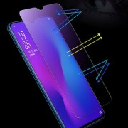 Oppo F3 plus AntiGlare Screen Guard By Ajay Agency ANTI BLUE RAY TEMPERED