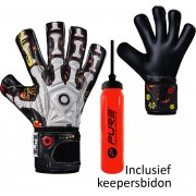 Elite - Calaca - Keepershandschoenen - inclusief Keepersbidon - maat 11 - voetbal keepershandschoenen - keepershandschoen - Goalkeeper handschoen