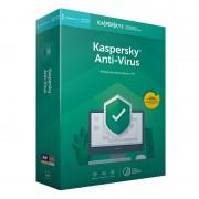 Kaspersky Anti-Virus 2020 1 Dispositivo 1 Ano