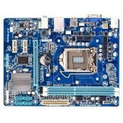 KIT Placa de baza GIGABYTE GA-H61M-S1, Socket 1155, 2 x DDR3, 4 x SATA2, VGA, I3-I5-I7, Gen1-2-3-CPU G2020 2.9GHZ