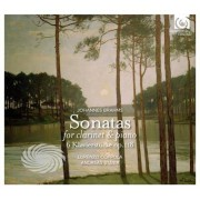 Video Delta Brahms,J. / Coppola,Lorenzo / Staier,Andreas - Sonatas For Clarinet And Piano Klavierstucke - CD