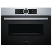 Bosch Microondas Integrable BOSCH CFA634GS1 (36 L - Sin grill - Inox)