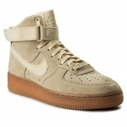 Cipő NIKE - Air Force 1 High AA1118 100 Muslin/Muslin/Gum Med Brown