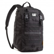 Раница CATERPILLAR - Backpack With Flap 83461-01 Black