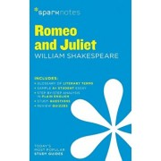 Romeo and Juliet, Paperback/Sparknotes