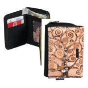 FRI.19562 Pénztárca 9x3x12,5cm,Klimt:Életfa