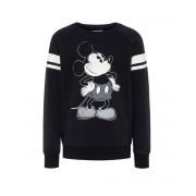 NAME IT Little Mickey Mouse Stweatshirt Black