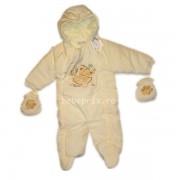 Ohm&Emmy - Combinezon Sleeping Baby Bear