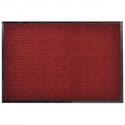 vidaXL Red PVC Door Mat 120 x 180 cm