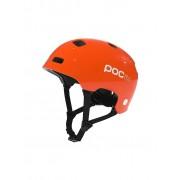 POC Kinder Fahrradhelm POCito Crane orange