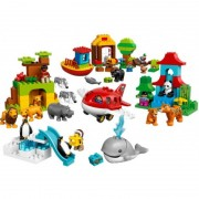 In jurul lumii LEGO DUPLO 10805
