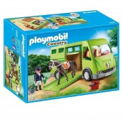 Transporte De Caballos Playmobil Linea Country - 6928
