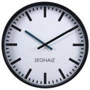 Zegar ścienny metalowy dworcowy RETRO LOFT 45 cm